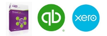 Online bookkeeping cloud accounting services using MYOB, Quickbooks and Xero - small